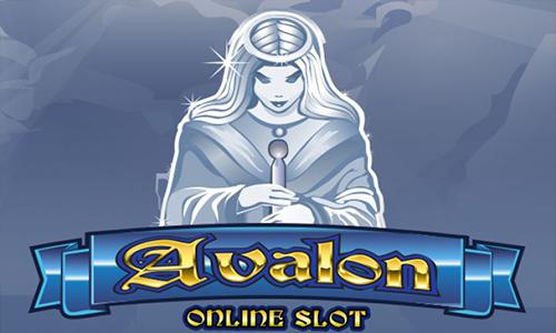 Игровой автомат Avalon играть бесплатно